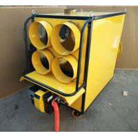 Wholesale High Power Poultry Brooder Heater , Fuel Oil Heater 80 - 120 Kilowatt from china suppliers