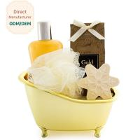Buy cheap Personal Body Care Bath Gift Set / Simple Body Wash Gift Sets 30ml 100ml from wholesalers