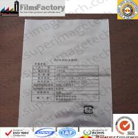 Buy cheap HDPE Cellophane Food Packing Bags Customize from wholesalers