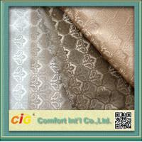 Custom PVC Leather Stocklot , B Grade Artificial Leather Fabric For Bag / Furniture Manufactures