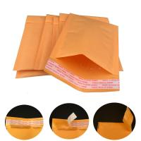 Buy cheap Self Sealing #0 6x10 Gold Kraft Bubble Mailer Shipping Envelopes from wholesalers
