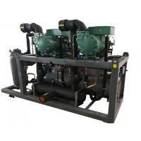 Buy cheap Screw Industrial Refrigeration Compressors , Compressor Used In Refrigerator from wholesalers