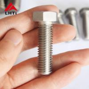 Wholesale Industrial Titanium Hex Bolt Screw , Grade 2 DIN934 Titanium Hex Nuts from china suppliers