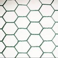 Buy cheap Pvc hexagonal wire netting oxidation - resisting for window , gardens from wholesalers