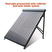 Wholesale Economic Heat Pipe Solar Water Heater High Efficiency Collector Vacuum Tubes from china suppliers