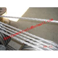 Buy cheap Good quality braided wire rope from wholesalers