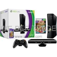 Microsoft Xbox 360 S4G-00001 4GB Console-Black with Kinect -Kinect Sensor,Built-In Wi-Fi,Xbox LIVE Manufactures