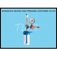 High Pressure Gas Cylinder Medical Oxygen Regulator , O2 Cylinder Regulator Manufactures