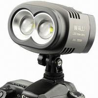Wholesale DSLRKIT Walli LED Video Light for Canon/Nikon/Olympus/Panasonic from china suppliers