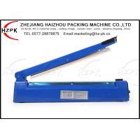 Buy cheap Simple Operate Film Sealing Machine , Manual Sealing Machines For Packaging from wholesalers