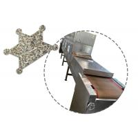 Buy cheap Tunnel Microwave Drying Equipment Sterilizing Machine from wholesalers