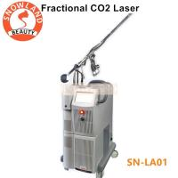 Buy cheap Hot Selling Wholesale CO2 Fractional Laser Equipment +vaginal laser+ cutting laser from wholesalers