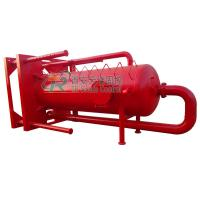 Buy cheap Manufacture of Drilling Mud Gas Separator for Liquid and Gas , Poor Boy Degasser for Drilling from wholesalers