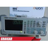 China 25MHZ Digital Electronic Measuring Device , Dual Channel Arbitrary Waveform Generator on sale