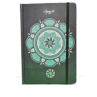 Buy cheap Personalised Hard Cover Custom Printed Notebooks , Promotional Notebooks With Elastic from wholesalers