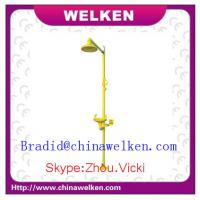 Buy cheap China CE Vertified, Foot Pedal Optional,Carbon Steel Safety Shower and Eyewash from wholesalers
