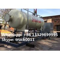 Buy cheap CLW brand lpg gas bottling gas refilling skid plant for sale, best price CLW brand mobile skid lpg gas refilling station from wholesalers