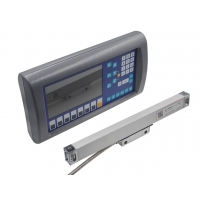 Buy cheap Lathe Measuring  Triple Axis LCD DRO Digital Position Readout from wholesalers