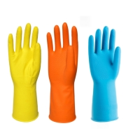Buy cheap Powder Free Nitrile Gloves For Food Handling High Tensile Strength from wholesalers