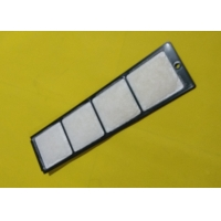 Buy cheap Auto Cabin Air Filter Replacement Excavator Air Conditioning Spare Parts 4S00687 310 Mm Length Activate Long Durable from wholesalers