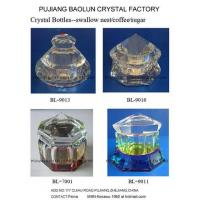 Buy cheap Crystal Jar for Swallow's Nest,Coffee,Sugar from wholesalers