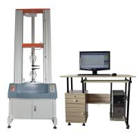 Buy cheap UTM Universal Tensile Testing Machine Plastic Tensile Test 2000KG 220v 50Hz from wholesalers