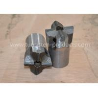 Buy cheap OEM K20 K30 Cemented Tungsten Carbide Button Mining Bits Straight / Cross from wholesalers