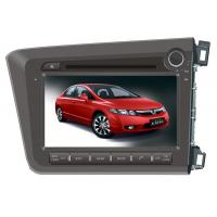 Buy cheap HD Touch Screen 1080P Bluetooth WIFI 3G Honda DVD Player With Mirror Link from wholesalers