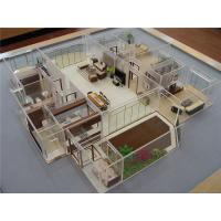 Buy cheap Miniature Interior Design Models , Acrylic House Interior 3D Model 60 * 60CM from wholesalers
