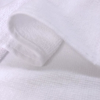 Buy cheap Household Jobs 16x19 White Cotton Face Towel from wholesalers