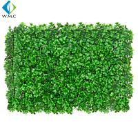 Wholesale Anti UV Artificial Vertical Garden , 40*60cm Artificial Plastic Grass For Fence Decoration from china suppliers