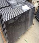 Buy cheap Outdoor Granite Marble Stone / Black Granite Kitchen Floor Tiles from wholesalers