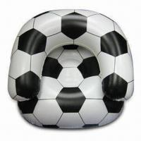 Wholesale Inflatable Soccer Chair, Available in Various Designs, Customized Logos are Accepted from china suppliers