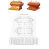 Buy cheap Y4-73 bearing sealing blocks from wholesalers