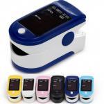 Buy cheap Fingertip pulse oximeter CMS50DL, oxygen meter from wholesalers