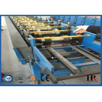 Buy cheap Window / Door Frames Roll Forming Machine 5.5 KW 380V With PU Foam Insulated from wholesalers