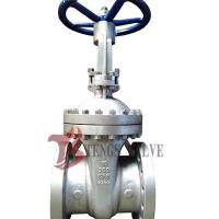 Buy cheap Cast Stainless Steel Gate Valve A351 CF8 SS304 300LB With Bolted Bonnet Design from wholesalers