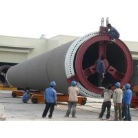 Adjustable Standard Wind Tower Production Line Equipment 100 Tons Fit - Up Roller Manufactures