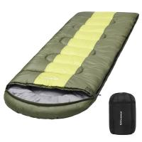 Buy cheap Military Green Hot Weather Sleeping Bag 84cm Width  Waterproof Robust Oxford Fabric from wholesalers