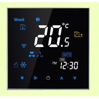 Buy cheap Smart WIFI Thermostat  for fan coil units 2 pipe or 4 pipe system-Model TF-701/W from wholesalers