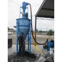 Wholesale Glass Fiber Separator Machine For Tyre Shredder Machine With Rubber Granule from china suppliers