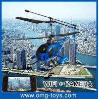 Buy cheap Remote Control  G-sensor Function Wifi Controlled RC Car / Helicopter With Andriod System from wholesalers