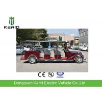 Buy cheap Resort 8 Person Classic Electric Vintage Cars For Personal Transport from wholesalers
