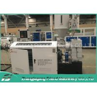 Buy cheap PP PE PPR HDPE PVC Pipe Production Line , Automatic Pvc Pipe Production Machine from wholesalers