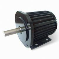 Buy cheap Bldc 130mm 48V 8 Poles 3 phase Class B Sintered NdFeB Brushless DC Motor from wholesalers
