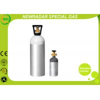 China Welding Gas Cylinder Specialty Gas Equipment 1L - 1000L For UHP on sale