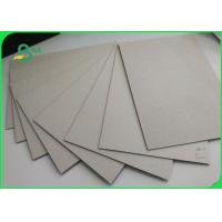 Buy cheap Customized Book Binding Board Carton Board Sheets 1.5mm Thickness For Shoe Cases from wholesalers