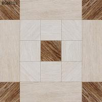 Wholesale Wood Design Glazed White Polished Floor Tiles 600x600  Living Room Interior from china suppliers