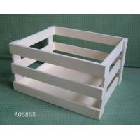Buy cheap Wooden trays, wooden basket, Plywood trays from wholesalers