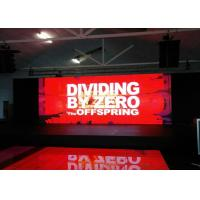 Buy cheap Super Thin P2.5 Indoor Led Display Signs / SMD Led Wall Display With Meanwell Power Supply from wholesalers
